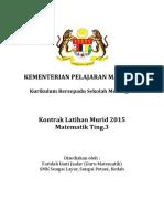 KONTRAK LATIHAN Tingkatan 3 2017.pdf