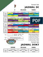 JADWAL IGD
