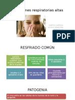 Infecciones Respiratorias Altas (1)
