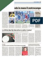 Il Tirreno Massa Carrara 02-02-2017 - Calcio Lega Pro