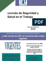 2.Normas de Seguridad y Salud en el Trabajo.ppt