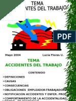 Accident Es Del Trabajo