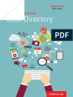 Oracle Data Directory 2810741