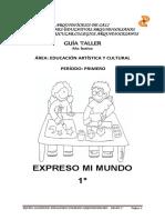 ed. artistica guia taller  grado 1°.pdf