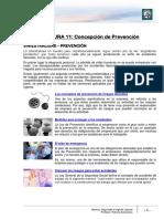 Lectura 11 - Concepción de Prevención