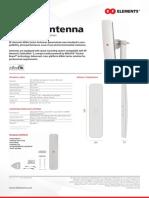 Datasheet Sector MiMo Antennas