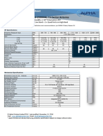 Aw 3363 Data Sheet