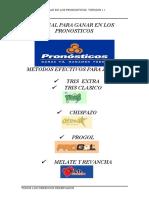Manual Quiniela | Point And Click (Apuntar y hacer clic