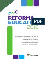 ABC de la Reforma Educativa - Santillana.pdf