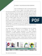 Fundamentos de Redes y Telecomunicaciones Modernas