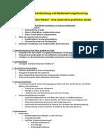 Altern in mediatisierten Welten - Eine explorative qualitative Studie (Schorb)