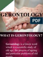 Gerontology & Geriatrics