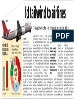 High Fliers Add Tailwind to Airlines