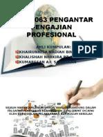 Gpp1063 Pengantar Pengajian Profesional