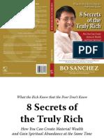 8 Secrets