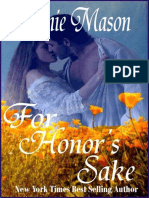 Connie Mason - For Honor's Sake - HR 1987 - Mail Order Bride