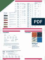 Compressed Asbestos Fiber Gasket Sheets