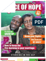 Voice of Hope July Edition