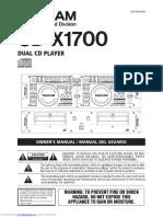 Cdx 1700