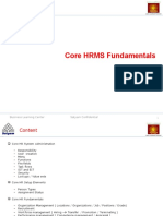 Core HRMS