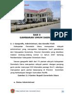 2. Bab_2 BPS Kab. Gorontalo Utara 2013