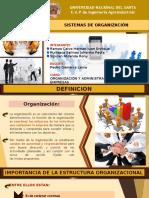 Sistemas de Organización