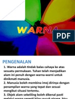 Presentation mengenai warna