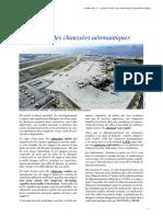 Licterature Conception Chausse Aeroport