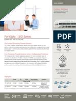 FortiGate 100D Series