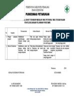 337684372-Hasil-Evaluasi-Tentang-Akses-Terhadap-Petugas.doc