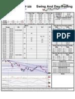 SPY Trading Sheet - Friday, July 2, 2010