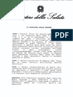 Cerificati Sportivi Linee Guida Set 2014