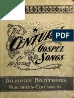 Century Gospels on 00 Bil h