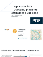 Trivago Pipeline