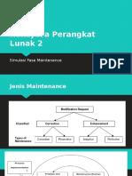 Rekayasa Perangkat Lunak 2 - Maintenance to do.pptx