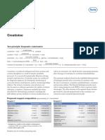 Creatinine Test Principle 05837774990 03.11