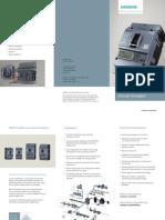 3VA2 Molded Case Circuit Breaker Flyer