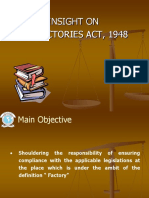 1.4 the Factory Act, 1948