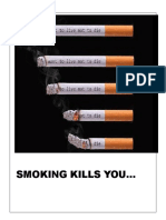 smoking kills you
