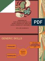 Generic Skillsninashashamidah 1210129062377707 9
