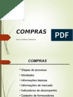 Admistracao de Materiais - COMPRAS 2 -2017