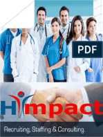 Business Proposal Health Care Cector | Recruiter of Doctors - hiimpact Consultants