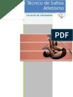 Manual de Técnico de Saltos Atletismo
