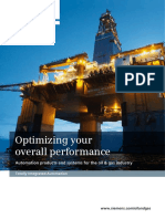 Automation Products and Systems for the Oil & Gas Industry