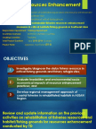 08 FR Inception Workshop Fisheries Resources Enhancement