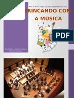 Famílias, Instrumentos e Sons