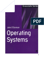 Operating Systems (Grassroots)