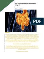 Cele NOUA Puncte de Presopunctura Pentru Mentinerea Sanatatii Sistemului Digestiv