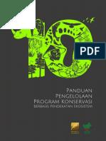 Panduan Pengelolaan Program Konservasi Berbasis Pendekatan Ekosistem1