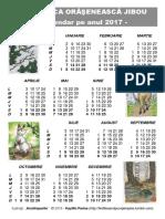 BIBL Calendar 2017 Format A4